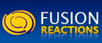Fusion Reactions logo
